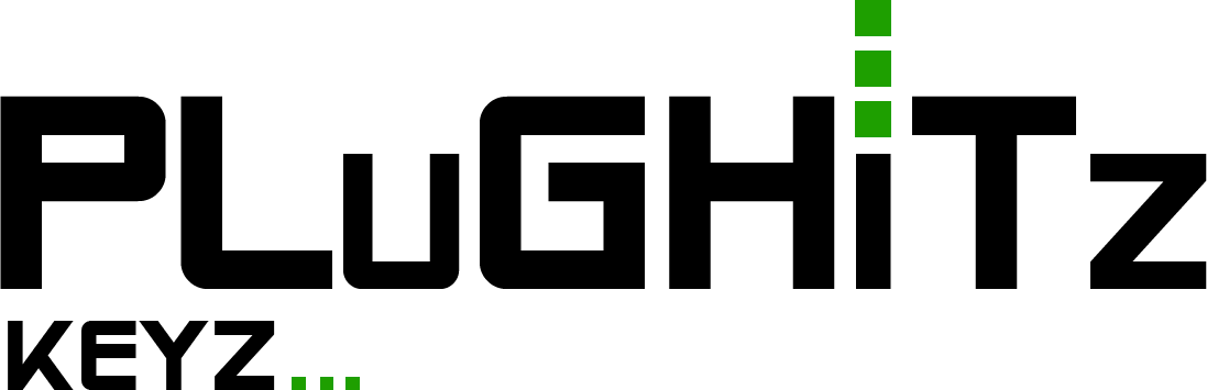 PLuGHiTz Keyz logo
